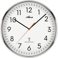 Casa Relojes Atlanta 4499/0, Quartz, White, Analogue, Modern Blanco