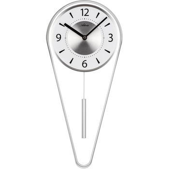 Casa Relojes Atlanta 5008/19, Quartz, White, Analogue, Modern Blanco