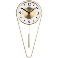 Casa Relojes Atlanta 5008/9, Quartz, White, Analogue, Modern Blanco