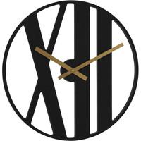 Casa Relojes Hermle 30914-742100, Quartz, Black, Analogue, Modern Negro