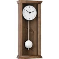 Casa Relojes Hermle 71002-042200, Quartz, White, Analogue, Rustic Blanco