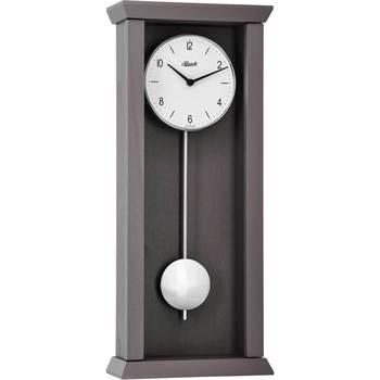 Casa Relojes Hermle 71002-U82200, Quartz, White, Analogue, Rustic Blanco