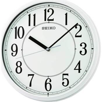 Casa Relojes Seiko QXA756H, Quartz, White, Analogue, Modern Blanco