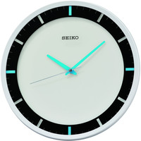 Casa Relojes Seiko QXA769W, Quartz, White, Analogue, Modern Blanco