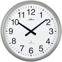 Casa Relojes Atlanta 4449, Quartz, White, Analogue, Modern Blanco