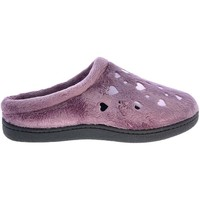 Zapatos Mujer Pantuflas Plumaflex By Roal Zapatillas De Casa Roal 12236 Rosa Rosa