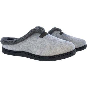 Zapatos Mujer Pantuflas Plumaflex By Roal Zapatillas De Casa Roal 12244 Gris Gris