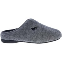 Zapatos Mujer Pantuflas Plumaflex By Roal Zapatillas De Casa Roal 09021 Gris Gris