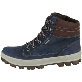 Zapatos Niños Botas de caña baja Superfit Tedd Grises, Marrón, Grafito