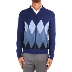 textil Hombre Chaquetas de punto Ballantyne T2K036 7K0A8 Multicolor