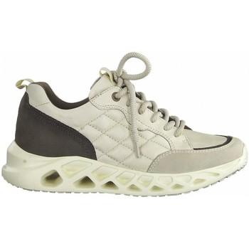 Zapatos Mujer Zapatillas bajas Jana 23707 PIEL BEIG BEIG