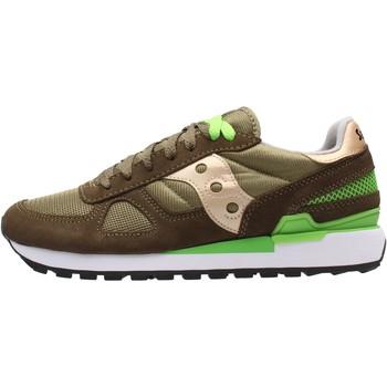 Zapatos Hombre Zapatillas bajas Saucony - Shadow original verde S2108-787 VERDE