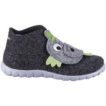 Zapatos Niños Botas de caña baja Superfit Happy Negros