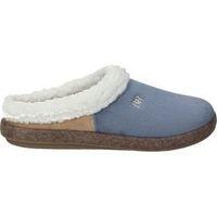 Zapatos Mujer Pantuflas Cosdam Z. DE CASA  12022 SEÑORA AZAFATA Bleu