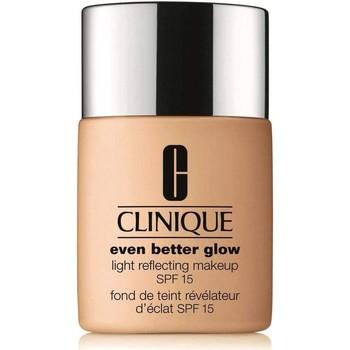 Belleza Mujer Base de maquillaje Clinique Maquillaje Even Better Glow  WN 48 - 30ml. Maquillaje Even Better Glow  WN 48 - 30ml.