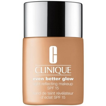 Belleza Mujer Base de maquillaje Clinique Maquillaje Even Better Glow  WN 112 Ginger - 30ml. Maquillaje Even Better Glow  WN 112 Ginger - 30ml.