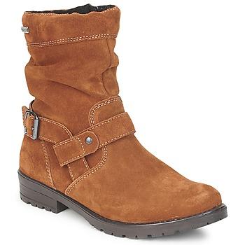 Zapatos Niña Botas de caña baja Ricosta RAJSA Marrón
