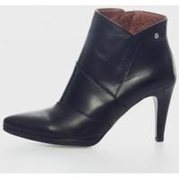 Zapatos Mujer Botines Kamome SARA44 Noir