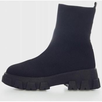 Zapatos Mujer Botines Kamome Trends 1308 Negro