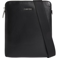 Bolsos Hombre Bolso pequeño / Cartera Calvin Klein Jeans BOLSO MINIMA FLATPACK  HOMBRE Negro