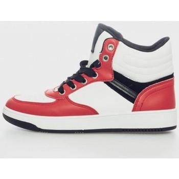 Zapatos Mujer Zapatillas altas Kamome Trends 1310 Rojo