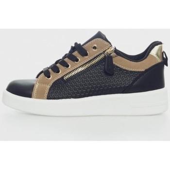 Zapatos Mujer Zapatillas bajas Kamome Trends 1320 Negro