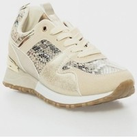 Zapatos Mujer Zapatillas bajas Kamome Trends 1275 Beige