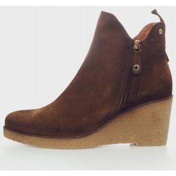 Zapatos Mujer Botines Kamome MARVI1 Marron