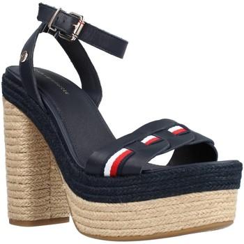 Zapatos Mujer Sandalias Tommy Hilfiger FW0FW05612 Azul