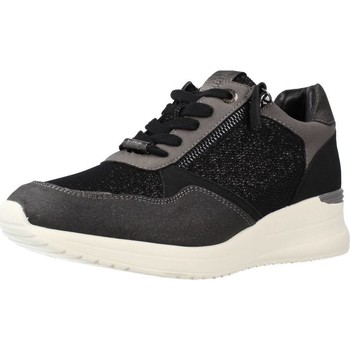 Zapatos Mujer Zapatillas bajas MTNG 60027M Negro