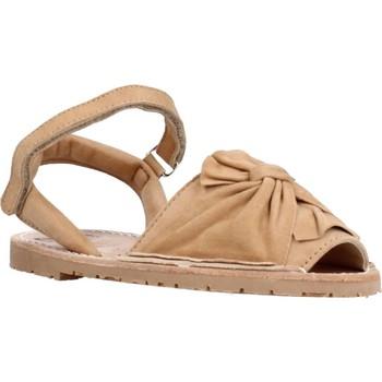 Zapatos Niña Sandalias Ria 20090 27167A Marron