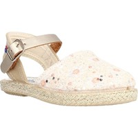 Zapatos Niña Alpargatas Conguitos LVS14543 Oro