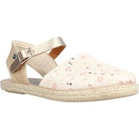Zapatos Niña Derbie & Richelieu Conguitos LV121569 Oro