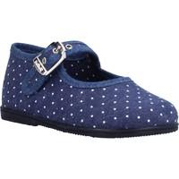 Zapatos Niña Derbie & Richelieu Vulladi 729 590 Azul
