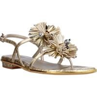Zapatos Mujer Sandalias Joni 20005J Oro