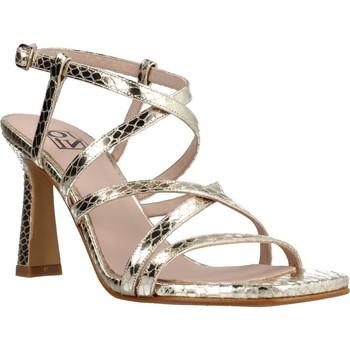 Zapatos Mujer Sandalias Joni 20078J Oro