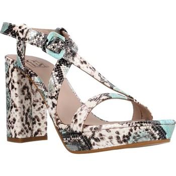 Zapatos Mujer Sandalias Joni 20123J Azul