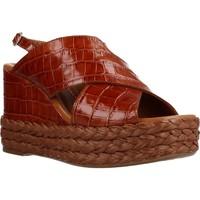 Zapatos Mujer Sandalias Joni 20312J Marron
