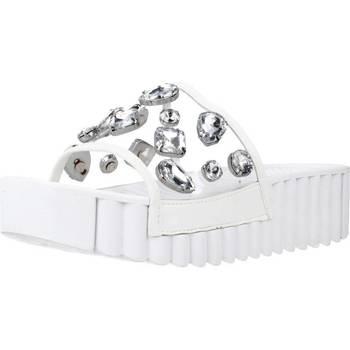 Zapatos Mujer Sandalias Café Noir CIABATTA Beige