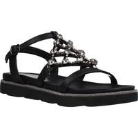 Zapatos Mujer Sandalias Café Noir C1FG9370 Negro
