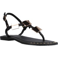 Zapatos Mujer Sandalias Café Noir C1GL1010 Negro