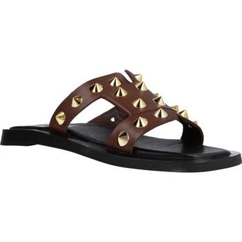 Zapatos Mujer Sandalias Inuovo 771001I Marron