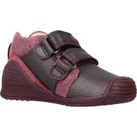 Zapatos Niña Botines Biomecanics 211108 Rojo