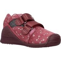 Zapatos Niña Botines Biomecanics 211116 Rosa