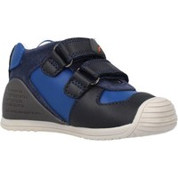 Zapatos Niño Botas de caña baja Biomecanics 211132 Azul
