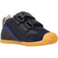 Zapatos Niño Botas de caña baja Biomecanics 211133 Azul