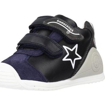 Zapatos Niño Zapatillas altas Biomecanics 211145 Azul