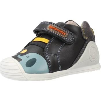 Zapatos Niño Zapatillas altas Biomecanics 211147 Gris