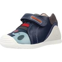 Zapatos Niño Zapatillas altas Biomecanics 211147 Azul