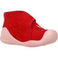 Zapatos Niña Pantuflas Biomecanics 211162 Rojo